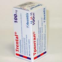 Трентал – один из препаратов современной фармакологии
