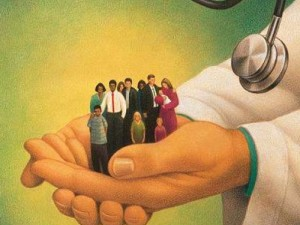 Медиков и фармацевтов, рискующих здоровьем, застрахуют