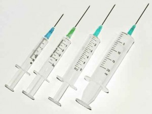 В Омской области планируется производство медицинских шприцев