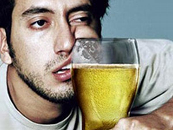 Пьянство и гипертония – смертельная парочка!