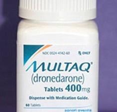 «Санофи-Авентис»: Multaq® — препарат первой линии для лечения фибрилляции предсердий