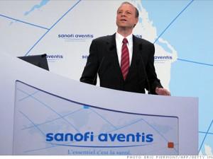 Sanofi–Aventis подписала 10-летнее соглашение с компанией Covance