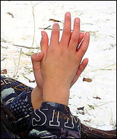Почему так мерзнут руки?