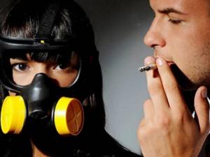Пассивное курение оказалось причиной каждой сотой смерти