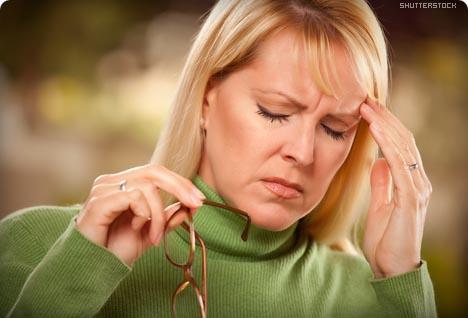 Приступы мигрени провоцирует определенный ген