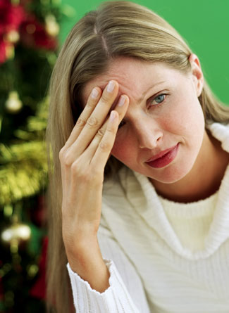 Предпраздничный стресс вреден для сердца
