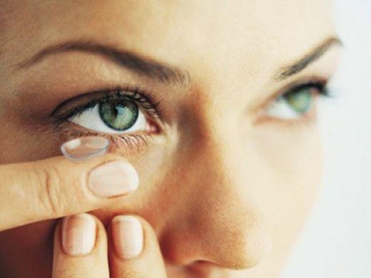 Зрение и контактные линзы