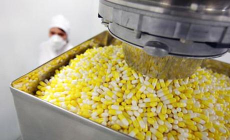 В Курске возобновлено строительство крупнейшего в регионе склада лекарственных средств