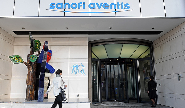 Санофи-Авентис ждет реакции ЕС относительно лекарства Multaq