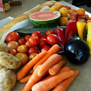 Волшебные 650 г овощей
