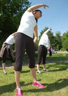 Женский мозг страдает от тренировок в спортивном зале