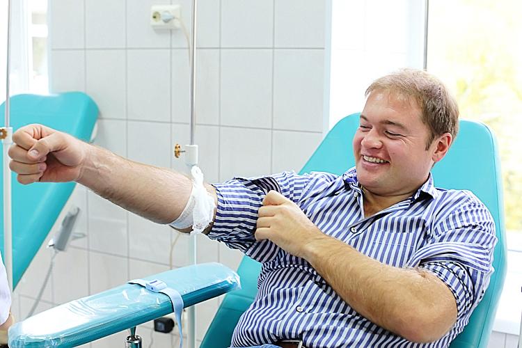 1 апреля в Томске состоится студенческая донорская акция