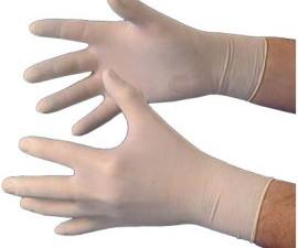 Около 20% российских медиков страдают от аллергии на латексные перчатки