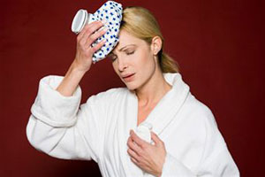 Женскую мигрень можно лечить силой мысли