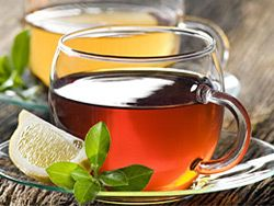 Чашка чая увеличивает силу мозга