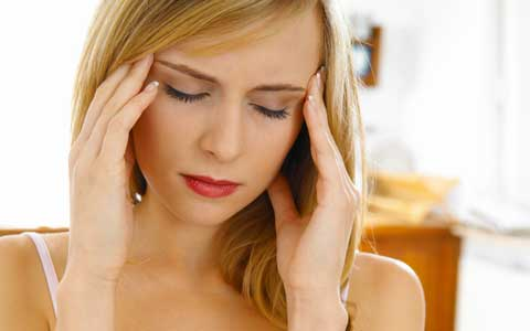 Мигрени являются одним из факторов риска выкидыша