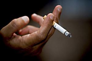 Курение влияет на почки