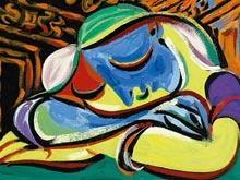 Картина Пикассо поможет ученым в исследовании диабета и других болезней