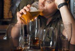 Алкоголь повышает риск воспаления легких