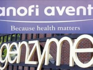 Sanofi обнародовал новую структуру Genzyme