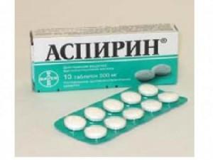 Аспирин усмирит инфаркты и депрессии
