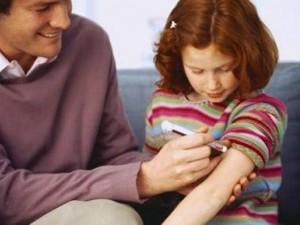 Риск развития диабета у будущего ребенка