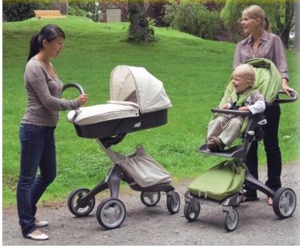 Здоровье малыша и выбор коляски