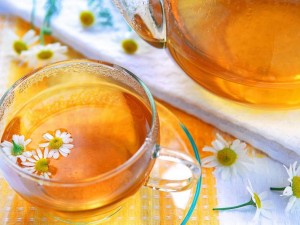 Ромашковый чай лечит диабет