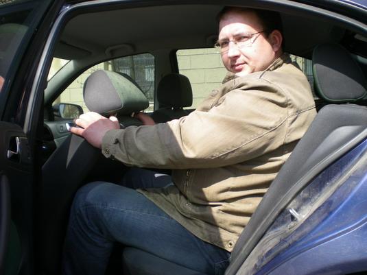 Здоровье спины водителя