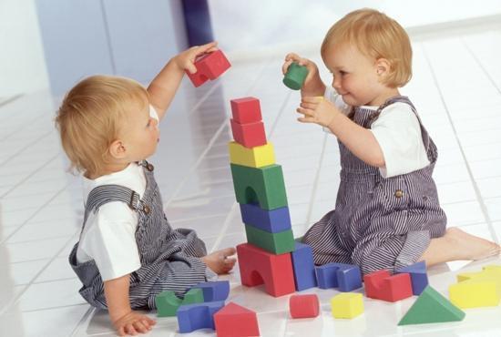 На развитие ребёнка влияют развивающие игры