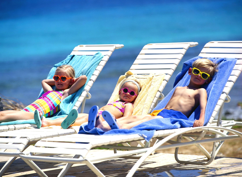 Морской воздух и морская вода помогает детям, страдающим хроническими заболеваниями лор-органов