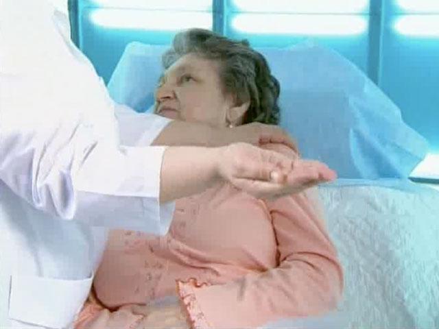 Застойная пневмония – опасное заболевание для лежачих больных