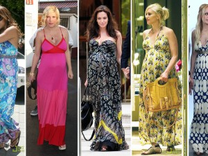 Как правильно подобрать вечернее платье во время беременности, не навредив здоровью ребёнка