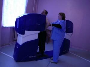 В 10 городской поликлинике Иванова введен в эксплуатацию новый флюорограф