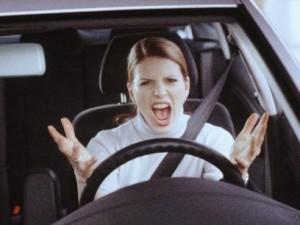 От вождения автомобиля страдает нервная система