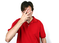 Негативные эмоции влияют на активность мозга во время ожидания и боли