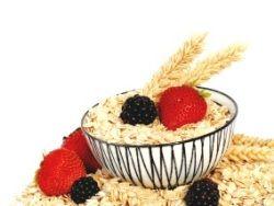 Овсянка снижает уровень холестерина