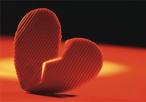 Ученые утверждают, что «разбитое сердце» – это диагноз