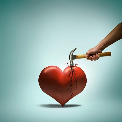 Понятие «разбитое сердце» — теперь диагноз
