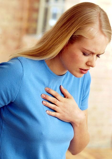 Боль в груди не всегда говорит о патологии сердца