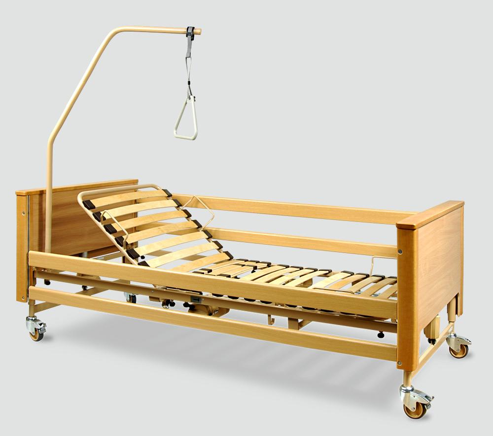 Медицинские кровати Arminia с электроприводом – эталон комфорта