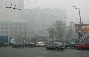 Городской смог увеличивает риск смерти от инсульта