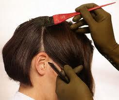 Покраска волос может разрушить мозг