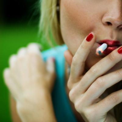 Эпидемия болезни легких среди женщин