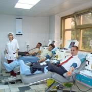 В Вятскополянском плазмацентре готовят активных доноров плазмы