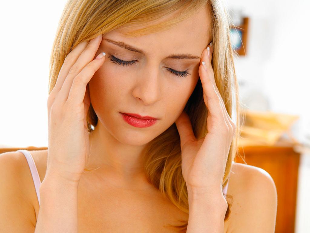 Четыре способа борьбы с головной болью