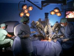 Новая разработка: робот дла операций на головном мозгу
