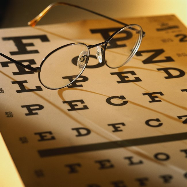 Спазмы сосудов мозга могут менять качество зрения