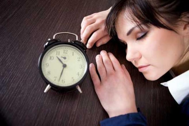Недосыпания увеличивают вес