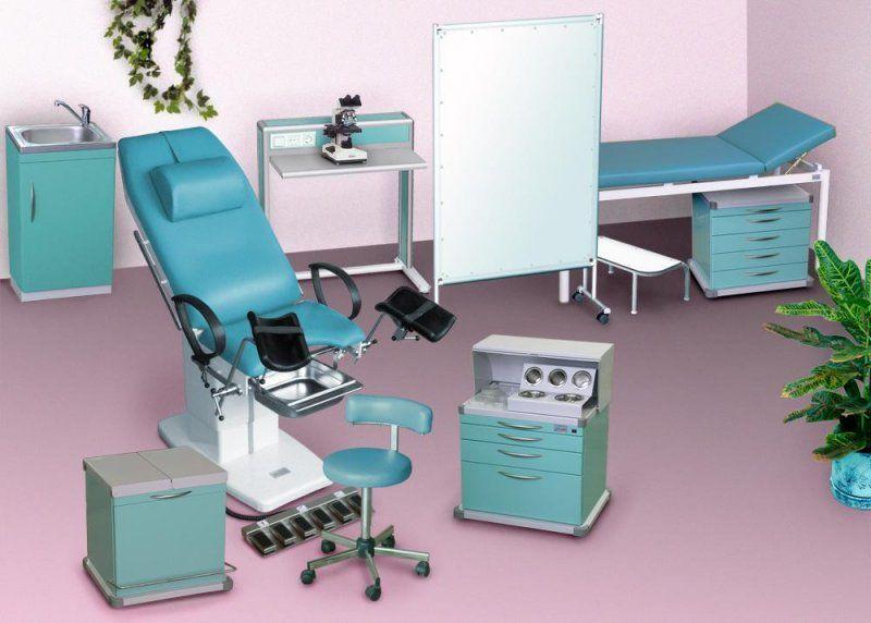 Без медицинской мебели не сможет обойтись никакое медицинское учреждение